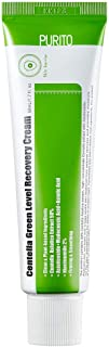 PURITO Centella Green Level Recovery Cream 50ml/ 1.7 fl.oz Cica face cream, Sensitive skin, Age Spots, Skin Tone, Firming, soothing,