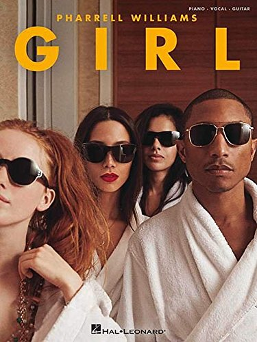 Pharrell Williams Girl: Piano / Vocal / Guitar