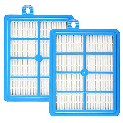 Eagles - Confezione da 2 filtri HEPA di ricambio per aspirapolvere Electrolux serie H13 FC8031