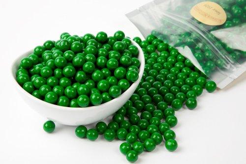 Green Sixlets (1 Pound Bag)