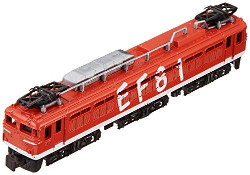 [NUEVO] medidor de tren N fundido a presioen maqueta No.66 EF-81 locomotora...