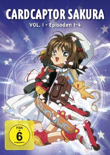 Vol. 1 (Episoden 1-4)
