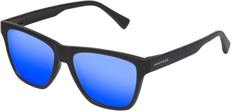 Hawkers One Ls Montures de Lunettes Mixte Bleu (Negro)