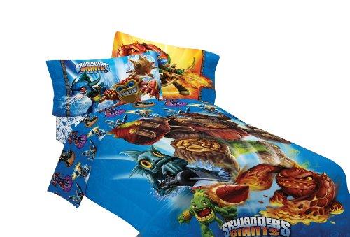 Skylanders Bedding Bedroom Decor