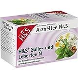 [page_title]-H&S Galle- und Lebertee N Filterbeutel 20 St