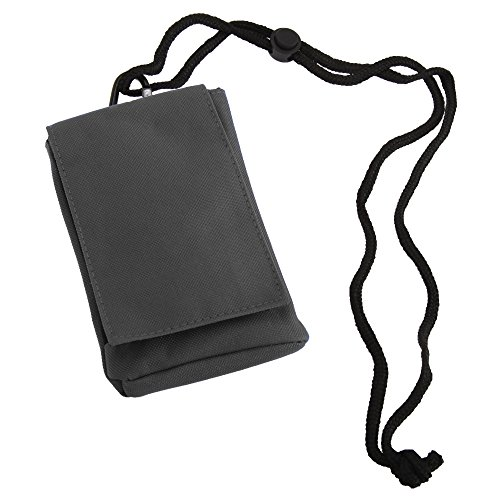 Bagbase XL Phone Pouch (One Size) (Graphite)