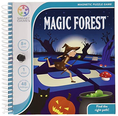 Preisvergleich Produktbild smart games SGT 210 FR nbsp Magic Forest magnetisches Reisespiel