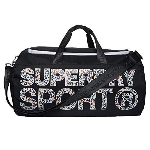Superdry Damen Sporttasche schwarzOne Size