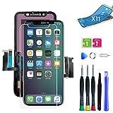 Display für iPhone 11 mit Reparaturset Ersatz für LCD Touchscreen Digitizer (iPhone 11 Display