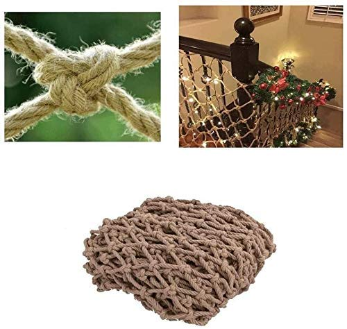 Protective Net Child Safety Rope Netting, Photo Wall Decoration Staircase Balcony Partition Window Barrier Bunk Bed