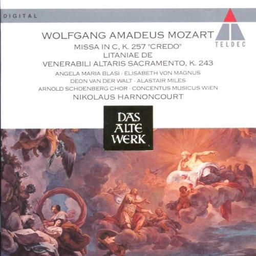 Missa in C, K.257