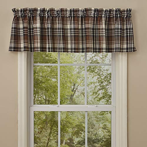 """Park Designs """"Countrypolitan Country Patchwork Valance Curtain"""