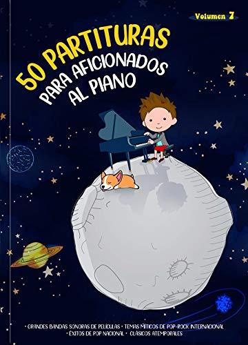 """""""50 Partituras para Aficionados al Piano"""" VOL 7"""
