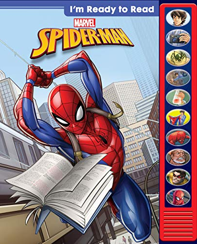 Marvel Spider-Man: I'm Ready to Read