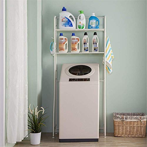 Affordable XG-WU Bathroom Shelves Bathroom Shelves Over-The-Toilet Bathroom Storage Space Saver 2 Ti...