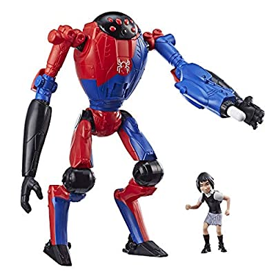 """Spider-Man: Into The Spider-Verse SP//Dr & Peni Parker 6""""-Scale Super Hero Figure Toy"""