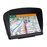 GPS Navigation for Car - 7 Inch 8GB HD Touch Screen Car GPS Navigation System with Removable Sunshade, Vehicle...