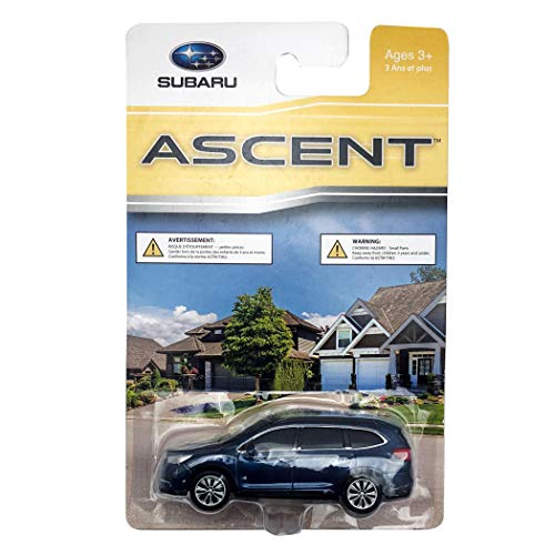 Subaru Official Genuine 2019 Ascent 1/64 Die Cast Toy Car Diecast New 1: 64 New