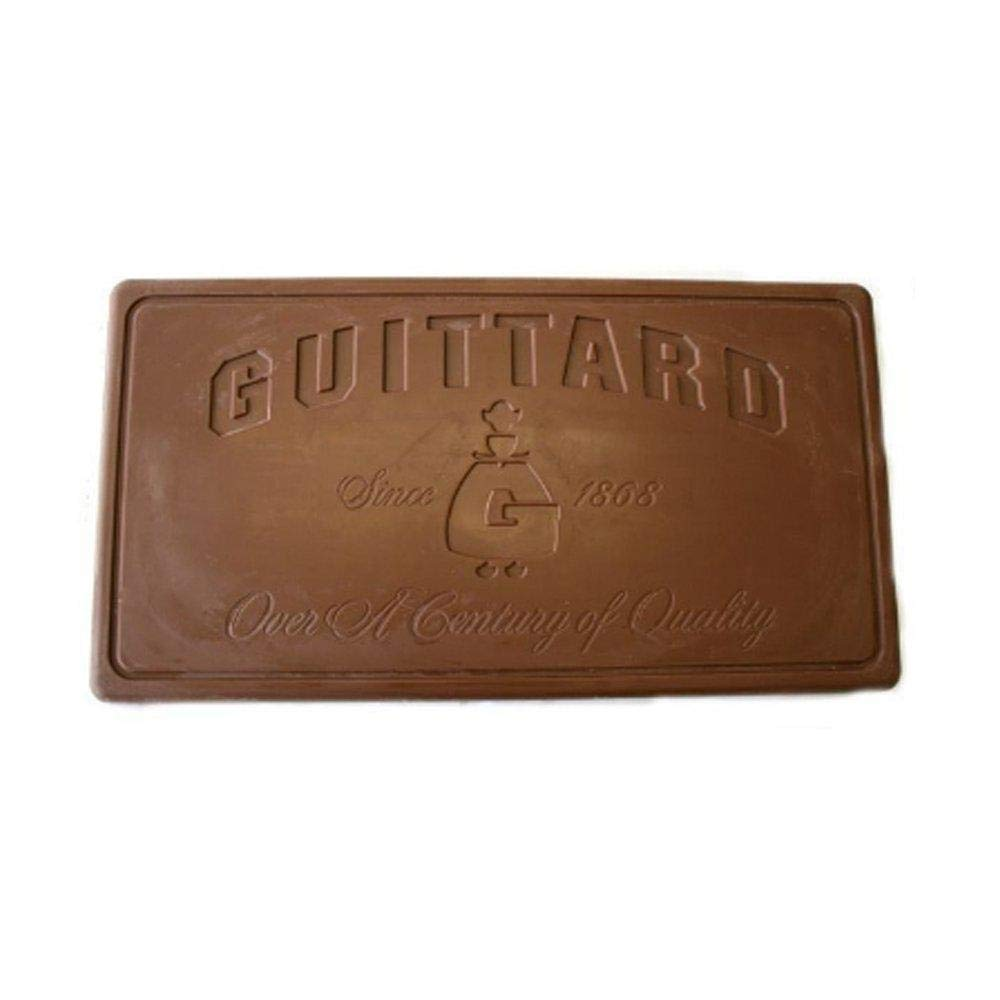 Genuine Guittard Signature Milk Chocolate Ranking TOP9 10 LB - Block