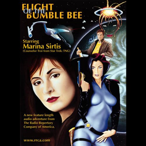 Flight of the Bumblebee audiobook cover art