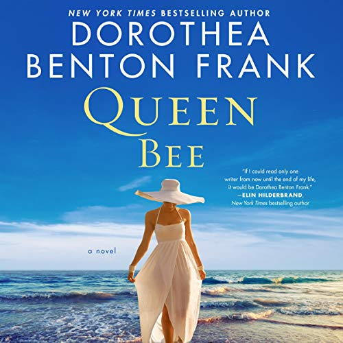 Queen Bee audiobook cover art