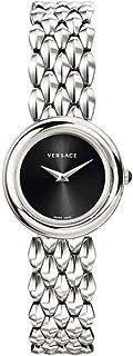V-Flare Quartz Black Dial Ladies Watch VEBN00618