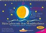 Mein Leben mit dem Mondrhythmus:2021 Wandkalender - Edith Stadig
