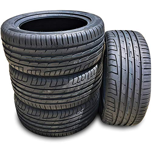 Set of 4 (FOUR) Forceum Octa All-Season Performance Radial Tires-205/60R16 205/60/16 205/60-16 96V Load Range XL 4-Ply BSW Black Side Wall