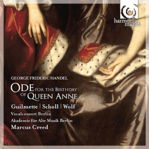 Akademie für Alte Musik Berlin, Andreas Scholl, Marcus Creed & Hélène Guilmette