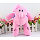1Pcs 20-30CM Pocoyo Elly Elephants Plush Pato Duck Stuffed Toys Animals Dolls Elly
