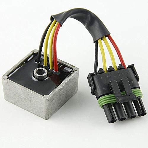 Regulador rectificador de voltaje estabilizador compatible con Sea-doo 720 GTI LE GSI GTS Challenger 1500 cc 180 HP Sportster 1800 Speedster SK 1436 cc 170 HP