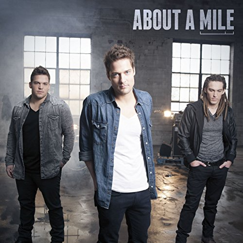 About A Mile Album Cover