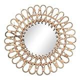 RecoverLOVE Espejos de Pared Espejo Decorativo Decorativo de Pared Colgante con...