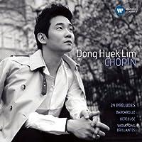 Chopin : 24 Preludes (Korea Edition)