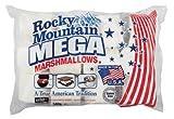 Rocky Mountain Marshmallows MEGA 340g, dulces tradicionales americanos para asar en la hog...