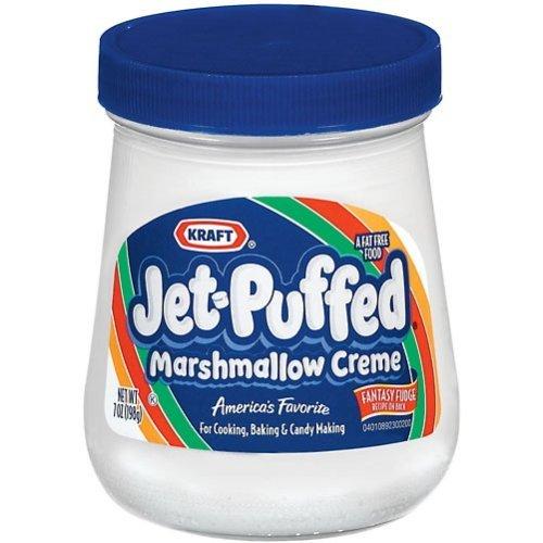 Jet-puffed Marshmallow Creme, 7-ounce Jar