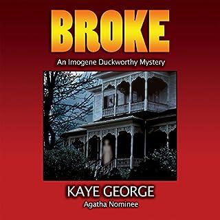 Broke audiobook cover art