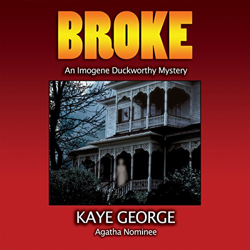 Broke audiobook cover art