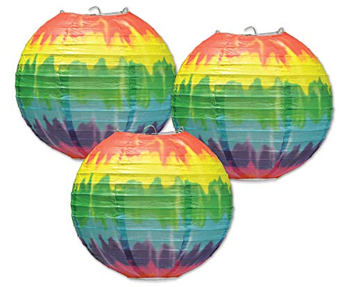 Beistle Party Supplies, 9½', Multicolored