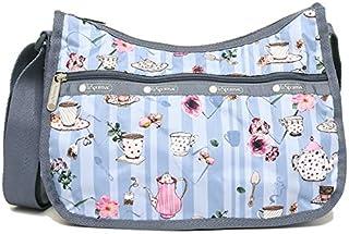 LeSportsac Tea For Two Classic Hobo Crossbody Handbag + Cosmetic Bag, Style 7520/Color F105