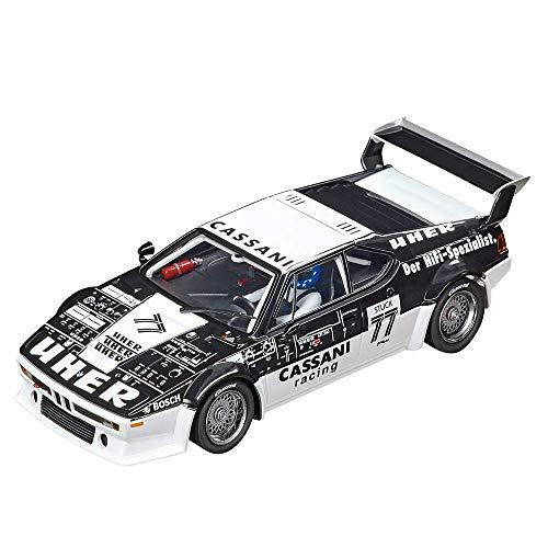 Carrera 20030886 BMW M1 Procar Cassani Racing No.77, 1979, Mehrfarbig