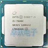 i5 7600K i5-7600K 3.8GHz Quad-Core 6MB Cache TDP 91W 14 nanometers Desktop LGA 1151 CPU Proces