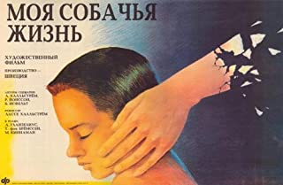 My Life as a Dog Poster Movie Russian 27x40