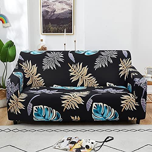 PPOS neueste weiche Bequeme sofabezüge für Wohnzimmer sofabezug elastische sofaschonbezüge ecksofabezug A3 4 sitze 235-300cm-1pc