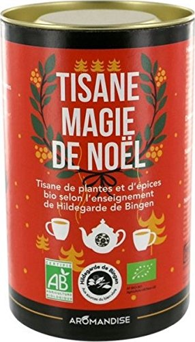 Té orgánico Magia de la Navidad