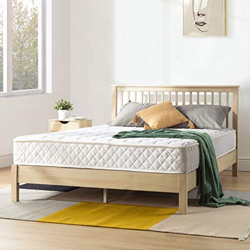 Best Price Mattress 8 Inch Tight Top Pocket Spring Mattress - Motion Isolation Individually Encased Pocket Springs, Comfort Foam Top, CertiPUR-US Certified Foam, Queen