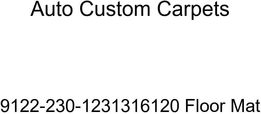 SALENEW very popular Auto Custom Carpets 9122-230-1231316120 Floor Price reduction Mat