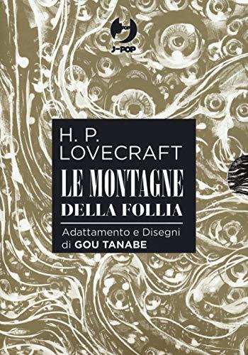 Le montagne della follia da H. P. Lovecraft. Collection box: 1-4 [Quattro volumi indivisibili]