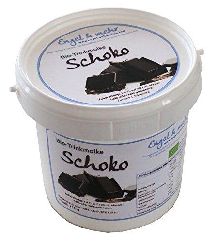 BIO Trinkmolke Schoko - BIO Molkepulver 700 g - BIO Molke Drink