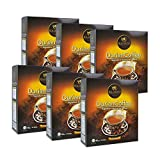 6 Boxes Premium Instant ICA Durian Coffee FREE EXPRESS SHIPPING (40g x 72 sachets)